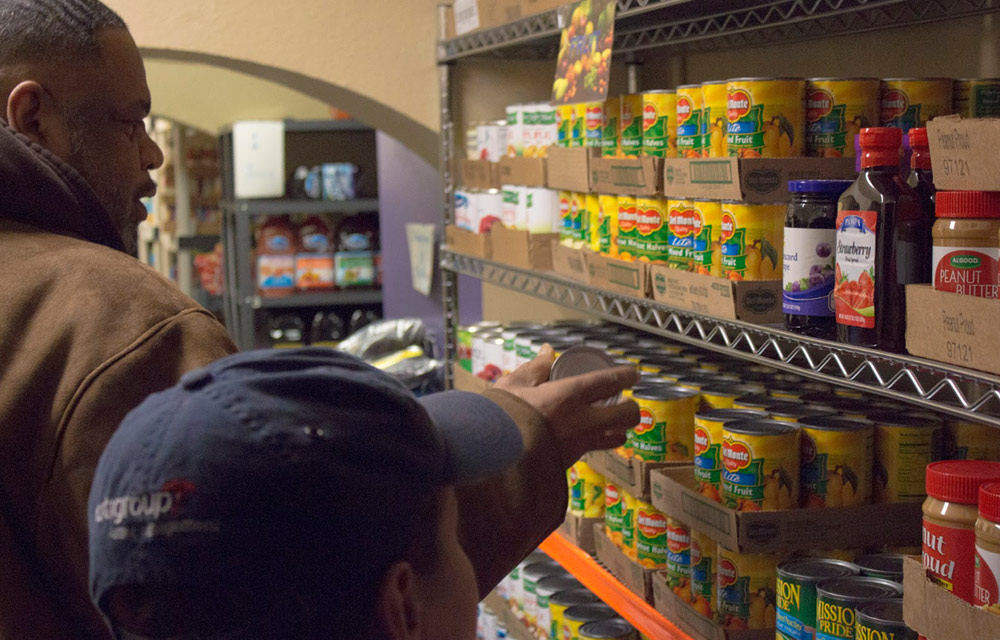 Food Pantry - The Father McKenna Center